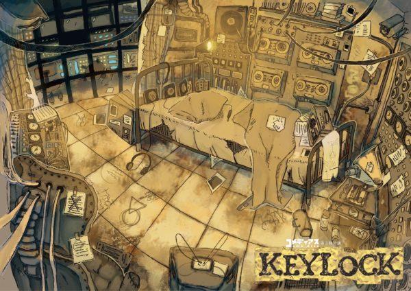 コメディアス 第3回本公演  『KEY LOCK』