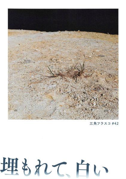 三角フラスコ #42 『埋もれて、白い』