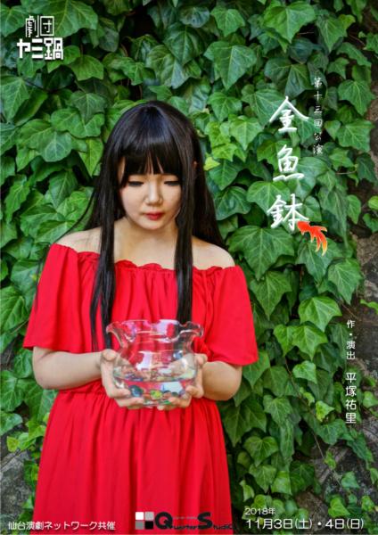 劇団ヤミ鍋第13回公演『金魚鉢』